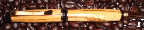 Zebrawood cigar pen
